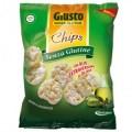 GIUSTO Chips con Olio extravergine d'oliva