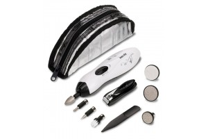 SET DI ACCESSORI COMPLETO PER MANICURE/PEDICURE