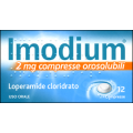IMODIUM OROSOLUBILE COMPRESSE conf.12
