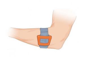 Bracciale Elbowgib® - Cod. 0313 Dr.Gibaud