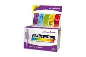Multicentrum Donna Confezione 30 compresse