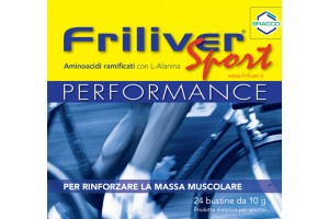 Friliver Sport Performance 24 bustine 10gr.