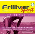 Friliver Sport Recharge 8 bustine 20gr.